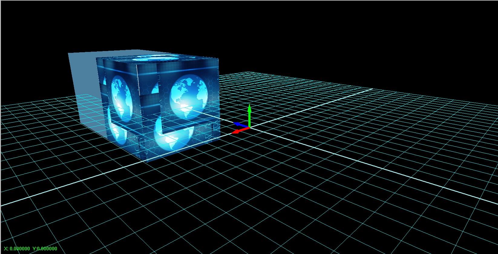 3D UI交互