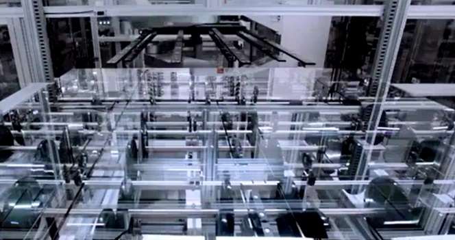 定制化生产线